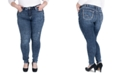 Silver Jeans Co. Plus Size Avery Skinny Jeans