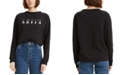 Levi's Fleece Logo Graphic Sweatshirt, Created For Macy's