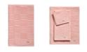 """Lacoste Sculpted Squares 30"""" x 54"""" Bath Towel"""