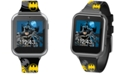 Accutime Kid's Batman Silicone Strap Touchscreen Smart Watch 46x41mm