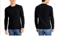 Michael Kors Men's Regular-Fit Textured Stitch Sweater, Created for Macy's