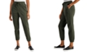 Style & Co Plus Size Utility Jogger Pants, Created for Macy's