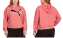 Puma Plus Size Modern Sports Hooded Sweatshirt