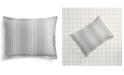 Martha Stewart Collection Modern Stripe King Sham, Created for Macys