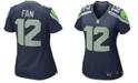 Nike Women's Twelfth Man Seattle Seahawks Game Jersey
