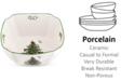 Spode Christmas Tree Large Square Bowl 10""