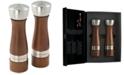 Cole & Mason Oldbury Walnut-Stained Salt & Pepper Mill Set