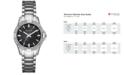 Bulova Women's Stainless Steel Bracelet Watch 30mm 96L214