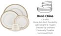 Lenox Jeweled Jardin  Bone China 5-Pc. Place Setting