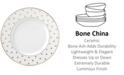 kate spade new york Larabee Road Gold  Bone China Accent Plate