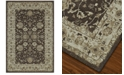 "Dalyn Mosaic Estate Chocolate 3'3"" x 5'1"" Area Rug"