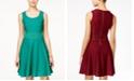 American Rag Crochet A-Line Dress, Created for Macy's