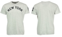 '47 Brand Men's New York Yankees Crossover Fieldhouse T-Shirt