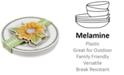 Portmeirion 4-Pc. Botanic Garden Melamine Dinner Plates