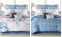 Sunham  Lucia 8-Pc. Reversible Comforter Set, Created for Macy's