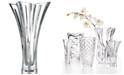 "Mikasa ""Florale"" Vase, 14"""