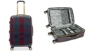 """Aimee Kestenberg CLOSEOUT! Ivy 24"""" Expandable Hardside Spinner Suitcase"""