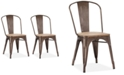 Zuo Elio Dining Chair, Set of 2