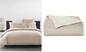 Hotel Collection   Contrast Flange Twin Duvet Cover, Created for Macy's