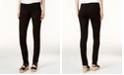 Eileen Fisher Ponte Pull-On Skinny Pants, Regular & Petite