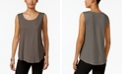 JM Collection Scoop Neck Tank Top, Created for Macy's
