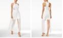 Material Girl Juniors' Illusion Bodycon Maxi Dress