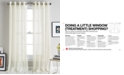 DKNY Soho Stripe Grommet Curtain Panels
