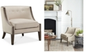 Furniture Leyton Accent Chair, Quick Ship