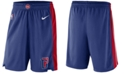 Nike Men's Detroit Pistons Icon Swingman Shorts