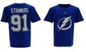 Outerstuff Steve Stamkos Tampa Bay Lightning Player T-Shirt, Big Boys (8-20)