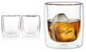 J.A. Henckels Zwilling Sorrento Double Wall Tumbler Glasses, Set of 2