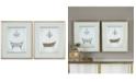 Uttermost Gilded Bath 2-Pc. Printed Wall Art Set