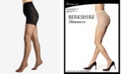 Berkshire Women's  Butt Booster Ultra Shimmer Tummy Control Pantyhose Sheers 5017