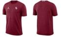 Nike Men's Oklahoma Sooners Dri-Fit Coaches T-Shirt