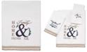 Avanti Modern Farmhouse Cotton Embroidered Bath Towel