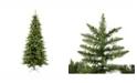 Vickerman 9.5' Camdon Fir Slim Artificial Christmas Tree with 1000 Warm White LED Lights.