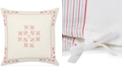 "Lauren Ralph Lauren Marley Embroidered 20"" x 20"" Decorative Pillow"