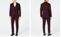 INC International Concepts I.N.C. Mens Tartan Plaid Suit
