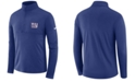 Nike Men's New York Giants Core Modern Quarter-Zip Pullover