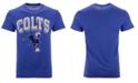 Authentic NFL Apparel Men's Indianapolis Colts Shadow Arch Retro T-Shirt
