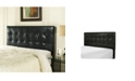 Crosley Andover King And Cal King Headboard In Leatherette