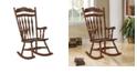 Coaster Home Furnishings Ella Traditional Rocking Chair