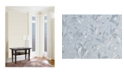 Brewster Home Fashions Cut Floral Sidelight Premium Film