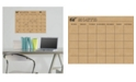 Brewster Home Fashions Kraft 17.5 X 24 Calendar Decal Set Of 2