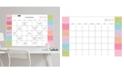 Brewster Home Fashions Color Block Academic Calendar 2018-19