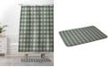Deny Designs Holli Zollinger Box Plaid Bath Mat