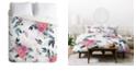 Deny Designs Iveta Abolina Neverending August Twin Duvet Set