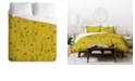 Deny Designs Iveta Abolina Margaux VI Twin Duvet Set