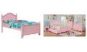 Furniture of America Poppy Transitional Twin Bed
