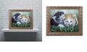"Trademark Global Jenny Newland 'Friendship' Ornate Framed Art, 16"" x 20"""